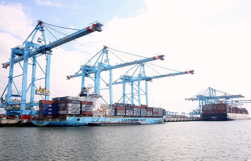 Các tuyến vận chuyển đường biển nội địa ở nước ta